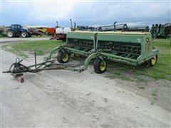John Deere 9350 Hoe Drill
