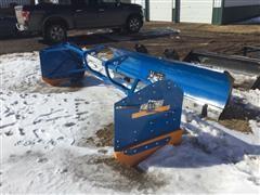 2017 Kage SB120 Snow Blade Pusher Combo Unit