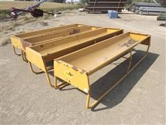 Sioux Steel Bunk Feeders
