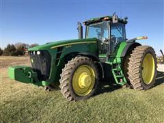 2006 John Deere 8430 MFWD Tractor