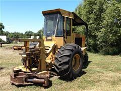 Hydro-Ax 221 Self-Propelled Tree Shear