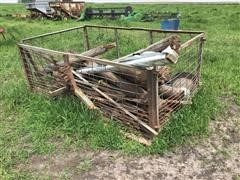 Shop Built 3-PT Livestock Mover