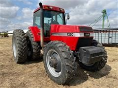 1995 Case IH 7250 MFWD Tractor