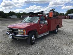 1990 Chevrolet Scottsdale 3500 Service Truck