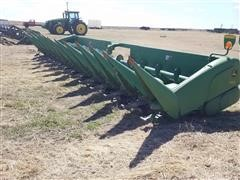 2009 John Deere 612C 12 Row Corn Head