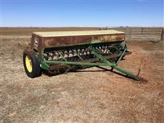 John Deere 8300 Single Disc Drill