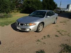 2004 Pontiac Bonneville SE 4 Door Sedan