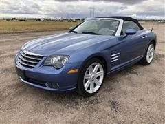 2006 Chrysler Crossfire Convertible