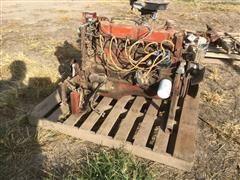 Irrigation Engine Power Unit