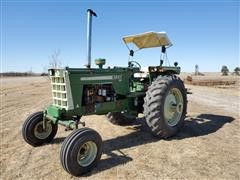 1972 Oliver 1855 2WD Tractor W/5.9 Cummins Turbo Conversion