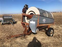 DMC High Capacity Rotary Grain Cleaner