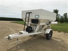 1991 Unverferth 150 Weigh Wagon
