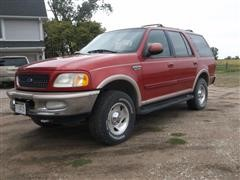 1997 Ford Eddie Bauer Edition 4x4 Expedition