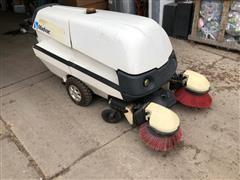 Madvac PS300 Sidewalk Sweeper