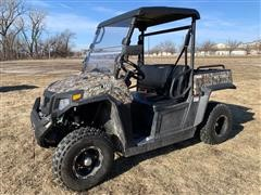 2018 HiSun Sector 250 Side-By-Side UTV