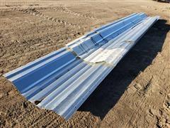 Behlen Roof Panels/Windbreak Panels