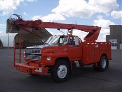 1989 Ford F-700 Bucket Truck