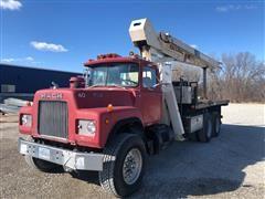 1985 Mack RD686S T/A Boom Truck