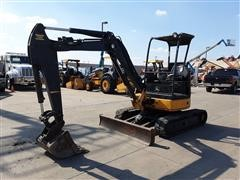 2013 John Deere 35D Mini Excavator