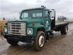 1989 International S/A Stake Bed Truck