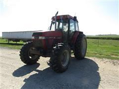 1996 Case IH 5250 Maxxum MFWD Tractor