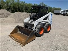 1994 Melroe Bobcat 743B Skid Steer