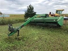 1991 John Deere 1600 Hydro-Swing Windrower
