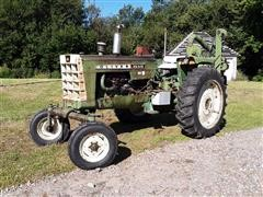 1966 Oliver 1550 2WD Tractor