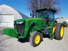 2012 John Deere 8235R 2WD Tractor