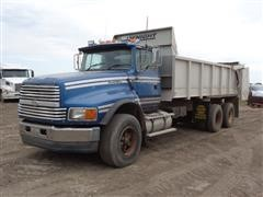1996 Ford LTL9000 T/A Manure Spreader Truck