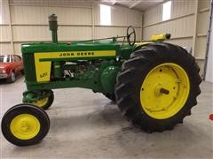 1957 John Deere 620 Antique 2WD Tractor