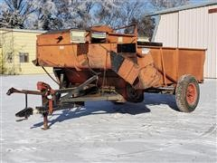 Roorda Feeder Wagon