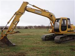 1999 John Deere 120 Excavator