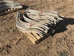 """Aluminum Irrigation Tubes 1 1/4"""""""