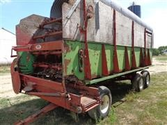 Balzer 18' Silage/Forage Wagon For Parts