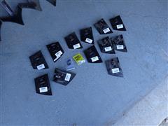 John Deere 630 Disk Scrapers & Roll Pins