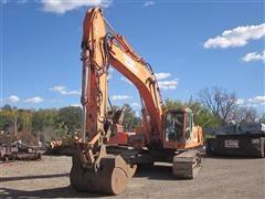 2006 Doosan DX340LC Excavator