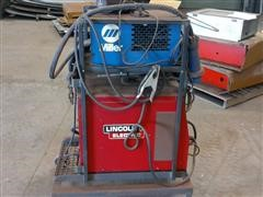 Lincoln Electric Square Wave 275 Welder