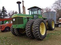 1977 John Deere 8430 4WD Articulated Tractor
