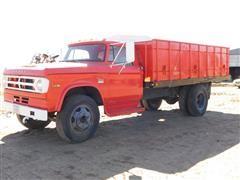 1971 Dodge D500 S/A Grain Truck