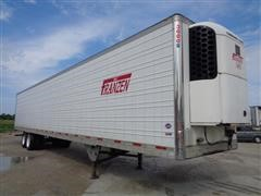 2006 Utility 3000R VS2R T/A Reefer Trailer