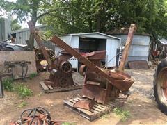 McCormick-Deering Belt Pulley Driven Antique Corn Shellers