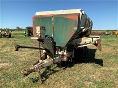 Schwartz 1850 T/A Mixer Feeder Wagon