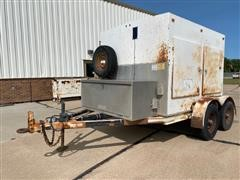 1997 Velcron OFT 30-2 T/A Oil Filter Trailer