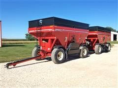 Brent 557Q Gravity Wagons