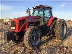 2001 Massey Ferguson 8280 MFWD Tractor