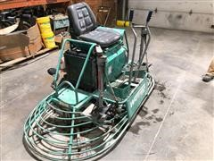 2005 Whiteman Ride-On Power Trowel