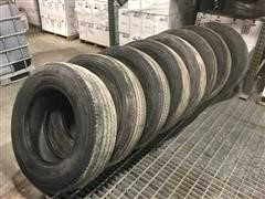 275/80R22.5 Recapped Tires