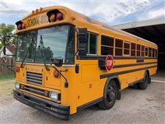1997 Blue Bird 54 Passenger Bus