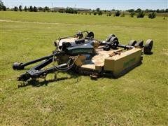 Land Pride Dominator RCM6510 10' Rotary Mower